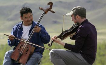 Mongolian Rhapsody
