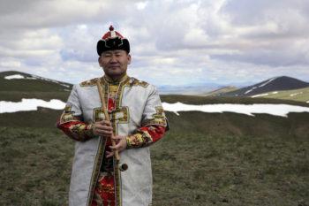 Djurmed Mongolian Musician